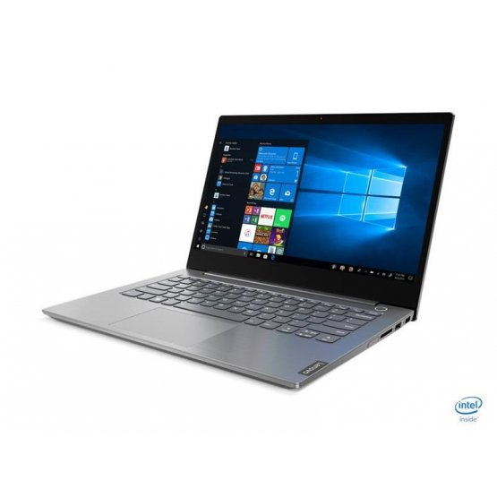 Ноутбук Lenovo ThinkBook 14 14FHD IPS AG/Intel i3-1005G1/8/256F/int/DOS/Grey