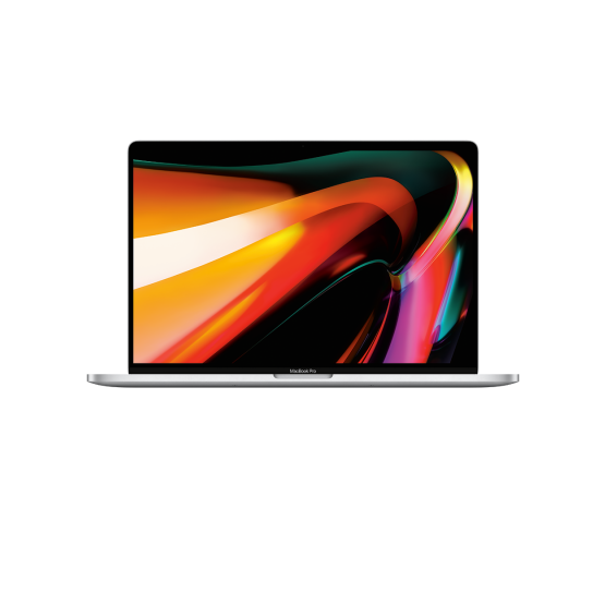 16-inch MacBook Pro with Touch Bar: 2.6GHz 6-core 9th-generation Intel Core i7 processor, 512GB - Silver, Model A2141